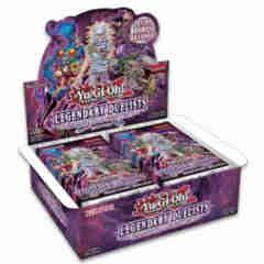 Legendary Duelists: Immortal Destiny Booster Box