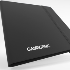 Gamegenic Casual Album 24-Pocket (Black)
