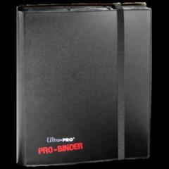 Ultra Pro - 9 Pocket Pro Binder- Black
