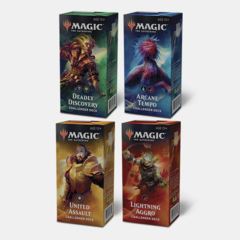 Challenger Deck 2019 - Set of 4