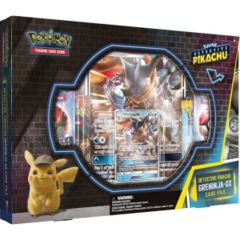 Detective Pikachu Greninja - GX Special Case File