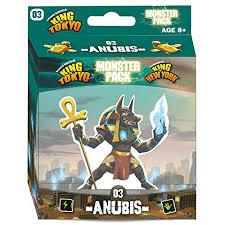 King of Tokyo: Anubis Monster Pack