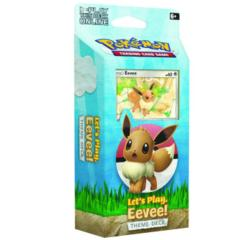 Let's Play Eevee Theme Deck
