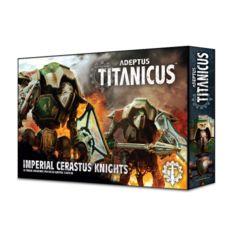 Adeptus Titanicus Imperial Cerastus Knights