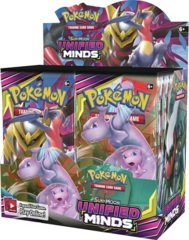 Sun & Moon- Unified Minds Booster Box