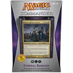 Commander 2013 - Eternal Bargain [W/U/B] Commander