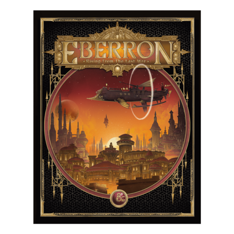 Eberron : Rising From the Last War limited Edition