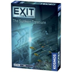 EXIT: The Sunken Treasure Card Game