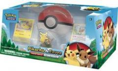Pikachu & Eevee Poké Ball Collection