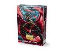 Dragon Shield Art - Japanese size - Rosacea - 60 ct