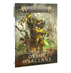 Destruction Battletome - Orruk Warclans