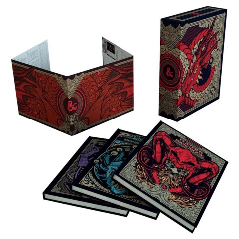 D&D: Core Rulebook Gift Set