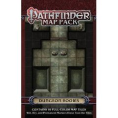 PATHFINDER MAP PACK: DUNGEON ROOMS