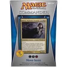 Commander 2013 - Mind Seize [U/B/R] Commander