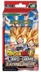 Dragon Ball Super Collectible Card Game Cross Worlds Series 3 Extreme Evolution Starter Deck DBS-SD02