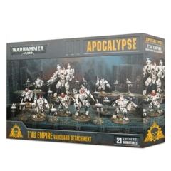 Tau Empire - Vanguard Detachment