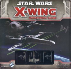 Star Wars: X-Wing Miniatures Game (FR)