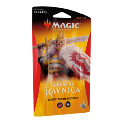 Guilds of Ravnica Theme Booster - Boros