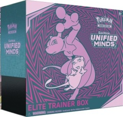 Sun & Moon- Unified Minds Elite Trainer Box
