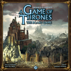 A Game of Thrones: The Board Game (Second Edition) (FR)