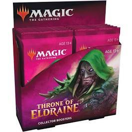 Throne of Eldraine Collector Booster Box