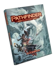 Pathfinder Playtest: Rulebook (Hardcover)