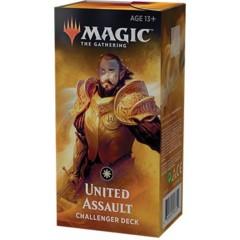 Magic the Gathering: 2019 Challenger Deck - United Assault