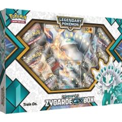 Pokémon - Shiny Zygarde-GX Box
