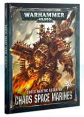 Codex: Chaos Space Marines 2019