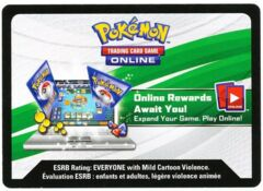 XY - Fates Collide Booster Online Code