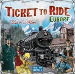 Ticket to Ride: Europe (FR)