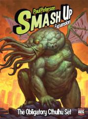 Smash Up: The Obligatory Cthulhu Set (FR)