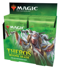 Theros Beyond Death Collector Booster Box Display (12 Packs)