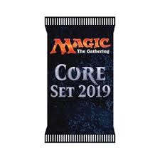 Core Set 2019 x9 Booster Pack