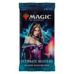 Ultimate Masters Booster x3
