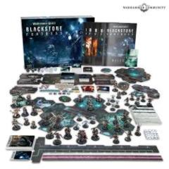 Warhammer Quest: Blackstone Fortres