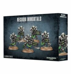 40K NECRON IMMORTALS