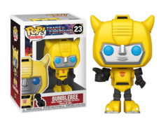 POP TRANSFORMERS BUMBLEBEE