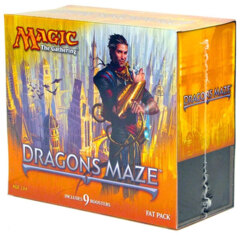 FAT PACK DRAGON MAZE