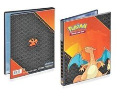 BINDER 4PKT PKM CHARIZARD POKEMON