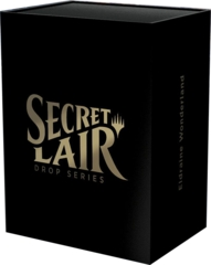 SECRET LAIR ELDRAINE WONDERLAND (STAINED-GLASS WALKER NOT INCLUDED)