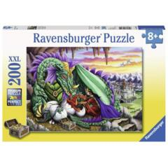 PUZZLE 200 QUEEN OF DRAGONS