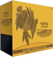 ELITE TRAINER GUARDIANS RISING