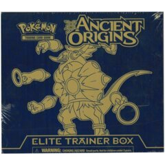 ELITE TRAINER ANCIENT ORIGINS