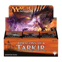 BOX DRAGONS OF TARKIR