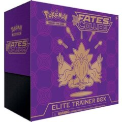 ELITE TRAINER FATES COLLIDE XY