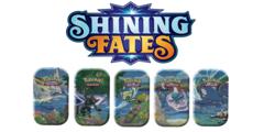 Shining Fates Mini Tins *AU HASARD*