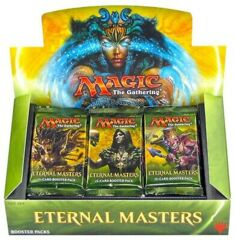 BOX ETERNAL MASTERS