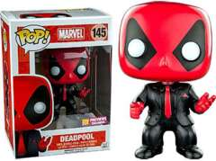 DEADPOOL SUIT & TIE
