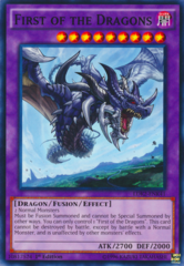 First of the Dragons - DEM4-EN007 - Common - Unlimited
